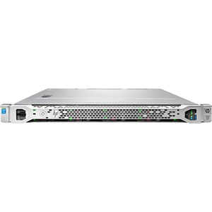 HP ProLiant DL160 G9 1U Rack Server | 1 x Intel Xeon E5-2620 v4 Octa-core (8 Core) 2.10 GHz | 8 GB Installed DDR4 SDRAM | 1 x 900 W