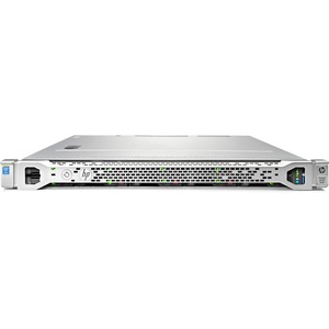 HP ProLiant DL160 G9 1U Rack Server | 1 x Intel Xeon E5-2620 v4 Octa-core (8 Core) 2.10 GHz | 16 GB Installed DDR4 SDRAM | Serial ATA, 12Gb/s SAS Controller | 0, 1, 5 RAID Levels | 1 x 550 W