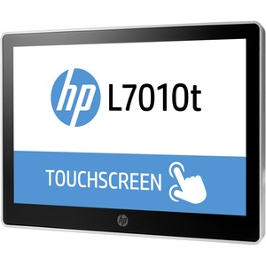 HP L7010t 10.1inLCD Touchscreen Monitor - 16:9 - 30 ms - Projected Capacitive - 1280 x 80