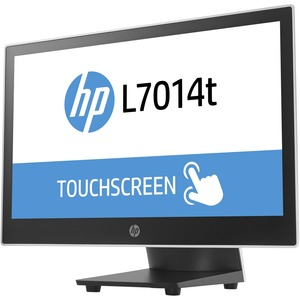 HP L7014t 14inLED Touchscreen Monitor - 16:9 - 16 ms - 14inClass - Projected Capacitive