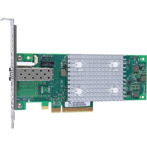 HPE StoreFabric SN1100Q 16Gb Single Port Fibre Channel Host Bus Adapter - PCI Express 3.0