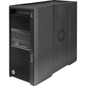 HP Z840 E5-2650V4 2.2G 16GB 512GB DVDRW W7 64Bit Rackable Minitower Workstation