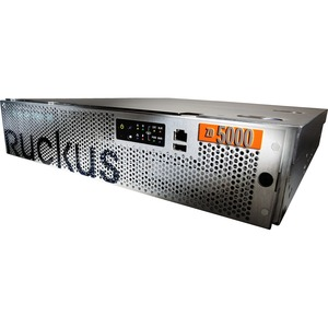Ruckus ZoneDirector 5000 Controller licensed for up to 100 AP upgrade to 1000 APs