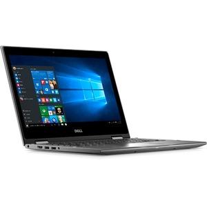 "Dell Inspiron 13 i5 6200U 13.3"" FHD Touch 4GB RAM 128GB SSD Win 10 Laptop - Gray"