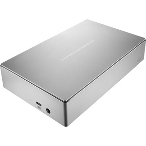 "LaCie Porsche Design 3.5"" 4TB USB3.1 TYPE-C Desktop External Hard Drive"