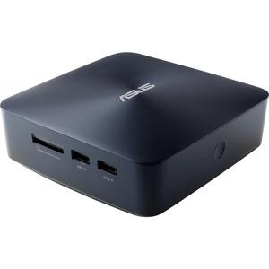 Asus VivoMini UN65H-M059M Desktop Computer - Intel Core i5 (6th Gen) i5-6200U 2.30 GHz DDR3L SDRAM - Mini PC - Midnight Blue UN65H-M059M