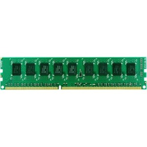 Synology 4GB (2GB X 2) DDR3-1600 unbuffered ECC DIMM CL=11 Single Rank 240pin 1.5V Kit