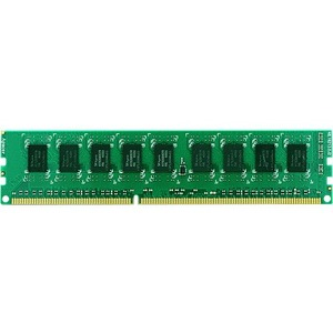 Synology 8GB (4GB X 2) DDR3-1600 unbuffered ECC DIMM CL=11 Single Rank 240pin 1.5V Kit