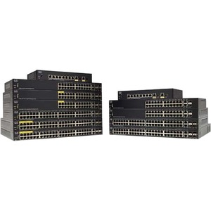 CISCO SYSTEMS - COBO SG350-28 28PORT GIGABIT MANAGED SWITCH