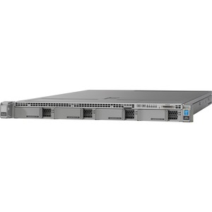 Cisco C220 M4 1U Rack Server - 2 x Intel Xeon E5-2630 v4 2.20 GHz - 64 GB RAM HDD SSD - Se