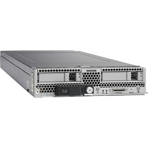 Cisco B200 M4 Blade Server - 2 x Intel Xeon E5-2667 v4 Octa-core (8 Core) 3.20 GHz - 256 GB Installed DDR4 SDRAM - Seria