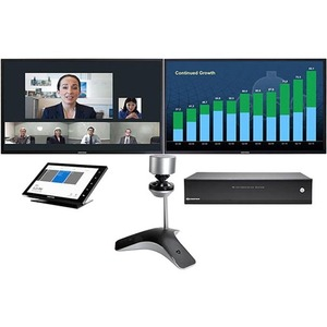 CX8000 W/ FRONT-OF-ROOM CAMERAROOM SYSTEM APPLIANCETOUCH CONTROLLERCAMERASOU