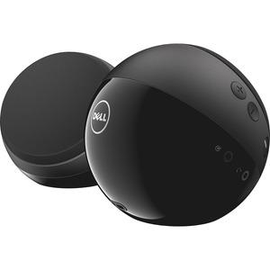 Dell AE215 2.0 Speaker System   5 W RMS   Desktop   Black