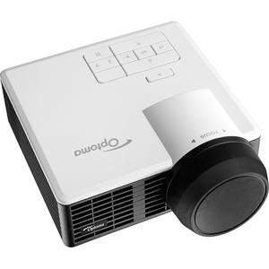 Optoma GT750ST 3D Ready DLP Projector | 720p | HDTV | 16:10