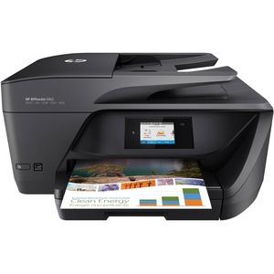 HP Officejet 6962 Inkjet Multifunction Printer - Color - Plain Paper Print - Desktop T0G26A#1HA