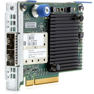 HPE Ethernet 10/25Gb 2-port 640FLR-SFP28 Adapter - PCI Express 3.0 x8 - 2 Port(s) - Optica
