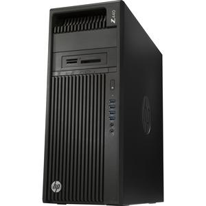 HP Z440 Mini-tower Workstation   1 x Processors Supported   1 x Intel Xeon E5-1650 v4 Hexa-core (6 Core) 3.60 GHz   Jack Black