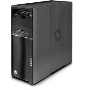 HP Z640 Workstation | Intel Xeon E5-1650 v4 Hexa-core (6 Core) 3.60 GHz | 8 GB DDR4 SDRAM | 1 TB HDD | Windows 10 Pro 64-bit | Convertible Mini-tower | Brushed Aluminum, Black