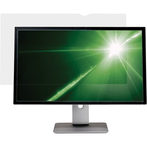 3M Anti-Glare Filter Clear-Matte - For 27inWidescreen Monitor - 16:9 - Dust Resistant-Scr
