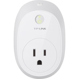 TP-LINK Smart Plug HS110 Power Plug - 2P, 2P - Alexa Supported
