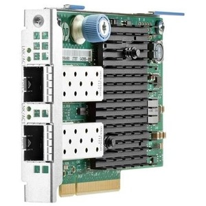 HPE 562FLR-SFP+ 10Gigabit Ethernet Card for Server - PCI Express 3.0 x8 - 2 Port(s) - Optical Fiber