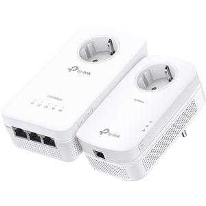 TP-LINK TL-WPA8630P Kit AV1200 Gigabit Passthrough Powerline AC WiFi Kit