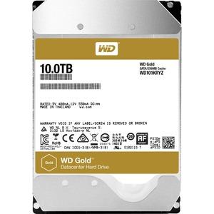 Western Digital Gold 10TB SATA 6GB/S 7200RPM 256MB Cache 3.5in Internal Hard Drive OEM
