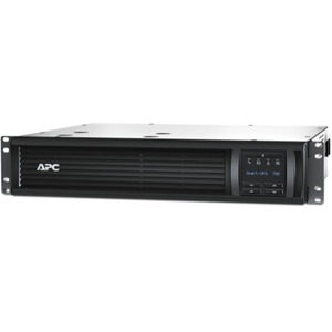 APC by Schneider Electric APC Smart-UPS 750VA LCD RM 120V with Network Card SMT750RM2UNC