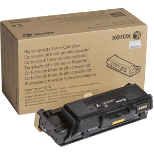 GENUINE XEROX HIGH-CAPACITY TONER CARTRIDGE FOR THE PHASER 3330/WORKCENTRE 3335/