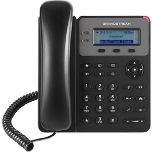 Grandstream GXP-1615 IP Phone - Corded - Wall Mountable - Black - 1 x Total Line - VoIP -