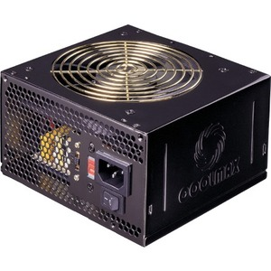 Coolmax 550W 120MM Fan ATX Power Supply | Black
