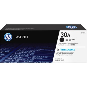 HP 30A (CF230A) BLACK ORIGINAL LASERJET TONER CARTRIDGE