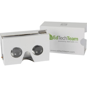 Max Cases Google Cardboard EdTech Team Powered By MAX Cases - White