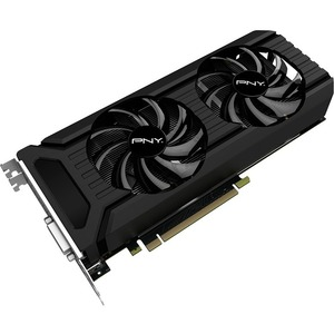 PNY GeForce GTX 1060 Graphic Card | 1.51 GHz Core | 1.71 GHz Boost Clock | 3 GB GDDR5 | PCI Express 3.0 x16 | Dual Slot Space Required