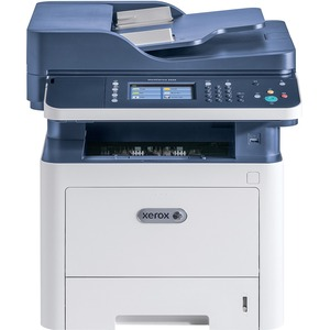 WORKCENTRE 3335 BLACK AND WHITE MULTIFUNCTION PRINTER,PRINT/COPY/SCAN/FAX, LETTE