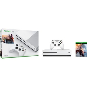 Microsoft Xbox One S Battlefield 1 Bundle (500GB)