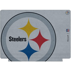 MICROSOFT - SURFACE ACCESSORIES SP4 TYPE COVER SC PITTSBURGH STEELERS