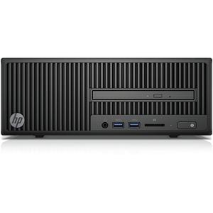 HP Business Desktop 280 G2 Desktop Computer | Intel Core i5 (6th Gen) i5-6500 3.20 GHz | 4 GB DDR4 SDRAM | 500 GB HDD | Windows 10 Pro 64-bit (English) | Small Form Factor