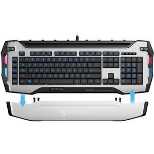 Roccat Skeltr | Smart Communication RGB Gaming Keyboard