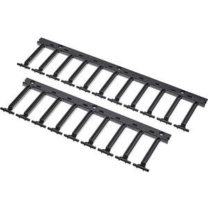Eaton RSCMF48U Eaton Kit, 48U, Railmount, Cable Management Fingers