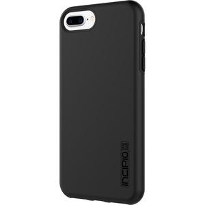 Incipio DualPro for iPhone 8 Plus-iPhone 7 Plus-& iPhone 6/6s Plus - Black/Black - Incipio