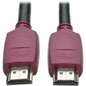 TRIPP LITE 15FT PREMIUM HI-SPEED HDMI CABLE W GRIP CONNECTORS 4K 60HZ