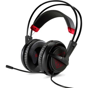 HP INC. - CONSUMER OMEN BY HP HEADSET WITH STEELSERIES OVER EAR 3.5MM