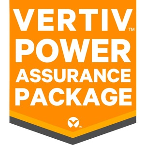 Liebert Power Assurance Package for Vertiv Liebert APS UPS - All 10-12 Bay/15kVA with LIFE Services Includes Installatio