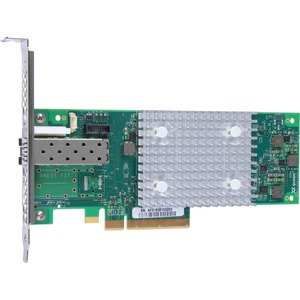 HPE StoreFabric SN1600Q 32Gb Single Port Fibre Channel Host Bus Adapter - PCI Express 3.0