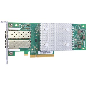 HPE StoreFabric SN1600Q 32Gb Dual Port FC HBA - PCI Express 3.0 x8 - 32 Gbit/s - 2 x Total