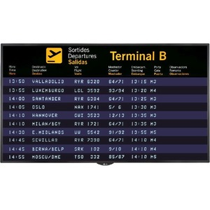 LG 55LS75C-B Digital Signage Display - 55inLCD - 1920 x 1080 - Edge LED - 700 Nit - 1080p