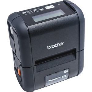 Brother RuggedJet RJ-2030 Direct Thermal Printer - Monochrome - Portable - Receipt Print
