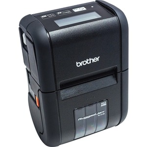 Brother RuggedJet RJ-2140 Direct Thermal Printer - Monochrome - Portable - Label/Receipt Print