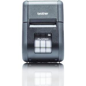 Brother RuggedJet RJ-2150 Direct Thermal Printer - Monochrome - Portable - Label/Receipt Print
